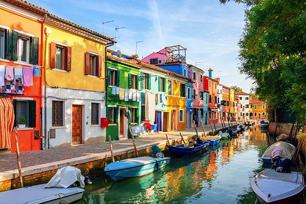 Murano Burano En Torcello Eilanden Tour Venetie